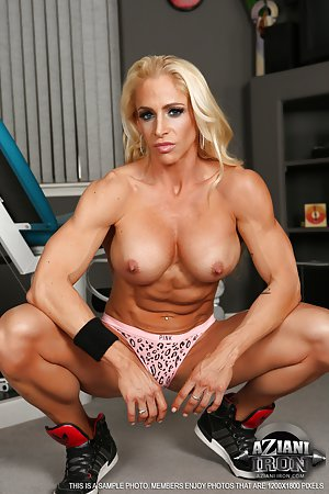 Bodybuilder Photos